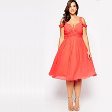 Plus Size Fashion from top High-Street brands